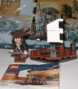 LEGO Pirates Des Caraibes: Jack Sparrow\'s Bateau Jeu De Construction ...
