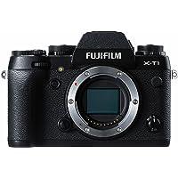 Fujifilm X-T1 Systemkamera (16,3 Megapixel, 7,6 cm (3 Zoll) LCD-Display, X-Trans CMOS II Sensor, SD/SDHC-Kartenslot, Full HD, HDMI, USB 2.0) nur Gehäuse schwarz