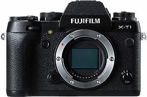 Fujifilm X -T1 Cuerpo de la cámara SLR 16.3 MP CMOS II 4896 x 3264 Pixeles Negro - Cámara Digital (16.3 MP, 4896 x 3264 Pixeles, CMOS II, Full HD, 390 g, Negro)