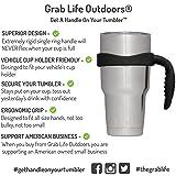 Grab Life Outdoors 30oz Tumbler Handle - Perfectly