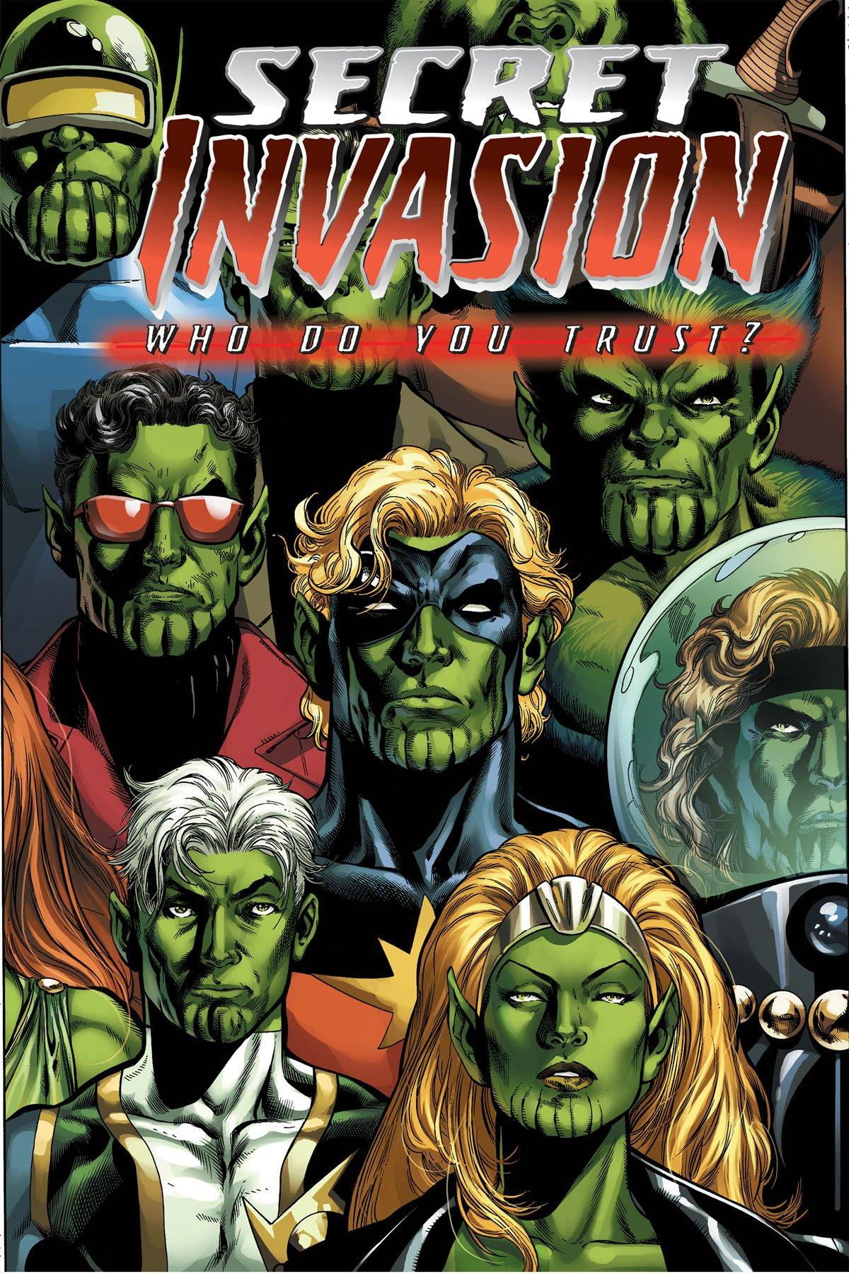 Resultado de imagen para secret invasion