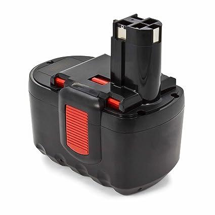 Amazon.com: expertpower® 24 V 3000 mAh Ni-MH batería para ...
