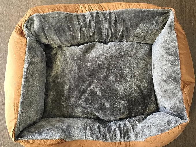 lemio - Cama para Perros Velvet Perros sofá Perros Cojín Perro Cesta Agradable: Amazon.es: Productos para mascotas