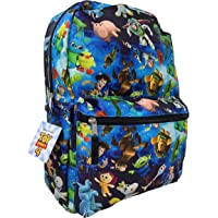 """Disney Toy Story Allover Print 16"""" Large Backpack"""