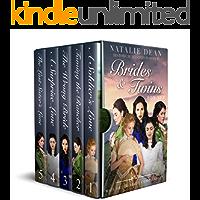 Brides & Twins Box Set: Mail Order Bride Compilation : Historical Western Romance