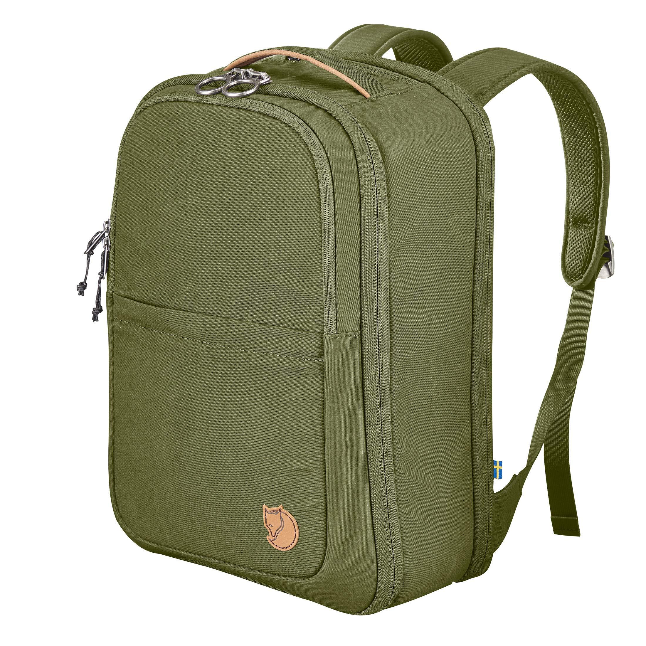 Fjallraven Men's Travel Pack Small Bag, Green, One Size