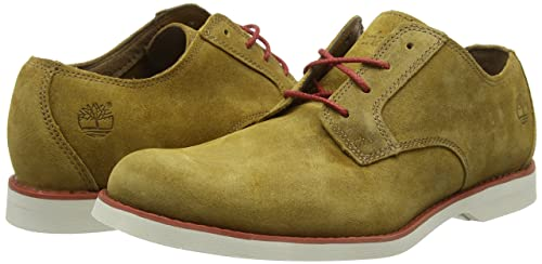 Cross-border:- Timberland Men's Stormbuck Lite Derby Lace Up Shoes