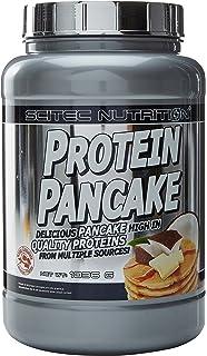 Scitec Nutrition Protein Pancake comida funcional chocolate blanco-coco 24 pieza 1036 g