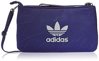 be1347ed1c05 adidas Originals Womens Helsinki Clutch Bag - Indigo - NS: Handbags ...