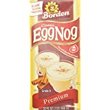 Borden Egg Nog 32 Ounces