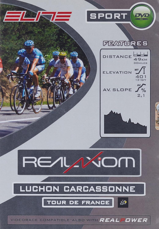 Elitel DVD TDF LUCHON Carcassonne para AXION Real Y Realmente ENERGÍA FA003511036: Amazon.es: Deportes y aire libre