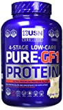 USN Pure Protein GF1 Low Carb Protein Shake, Vanilla - 2.28 kg