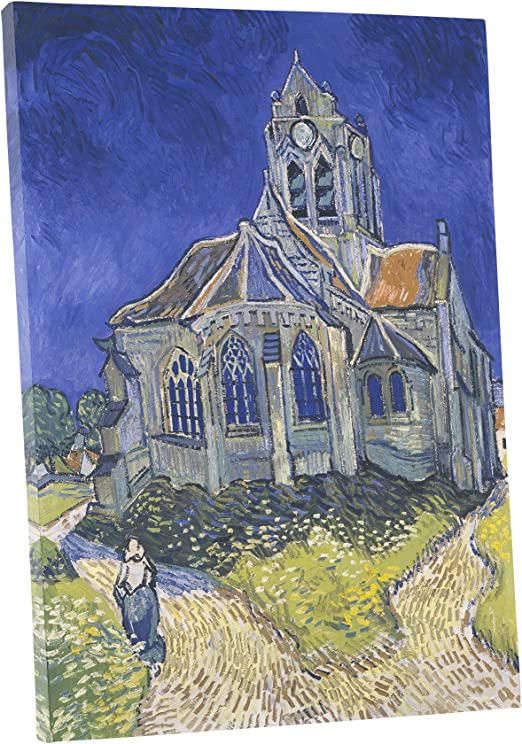 Remembering the north by Vincent Van Gogh Giclee Print Reproduction on Canvas