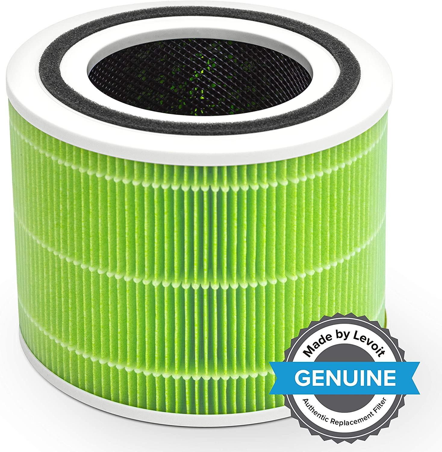 LEVOIT Core 300 Filtro de Repuesto para Purificador de Aire H13, Filtro HEPA 3 en 1, Filtro y Prefiltro de Carbón Activado Altamente Eficiente, Core 300-RF(Bacterias y Moho): Amazon.es: Hogar