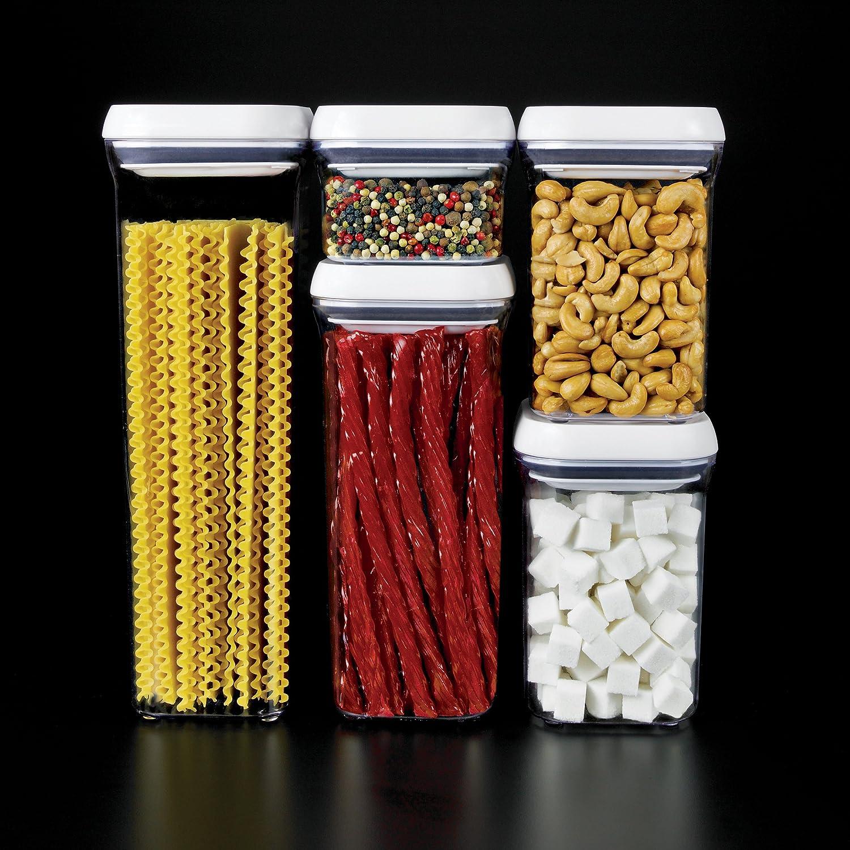 amazon com oxo good grips 5 piece airtight food storage pop