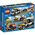 LEGO City ATV Race Team 60148 Building Kit with Toy Truck