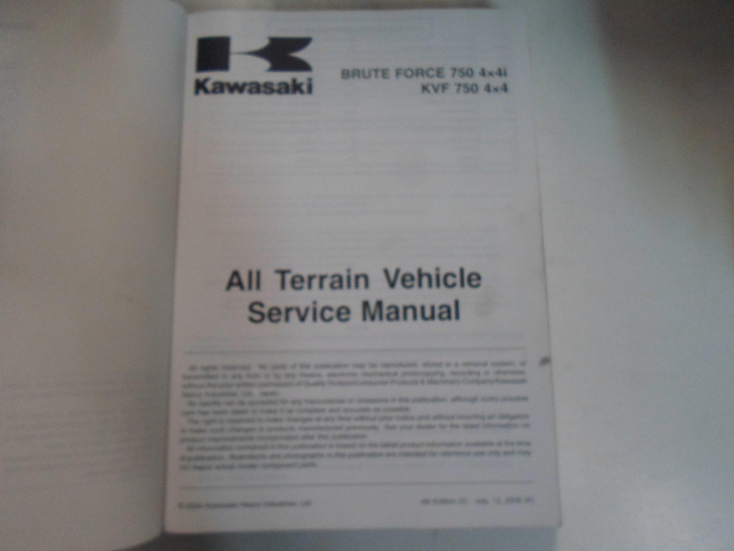 manual kawasaki brute force 750