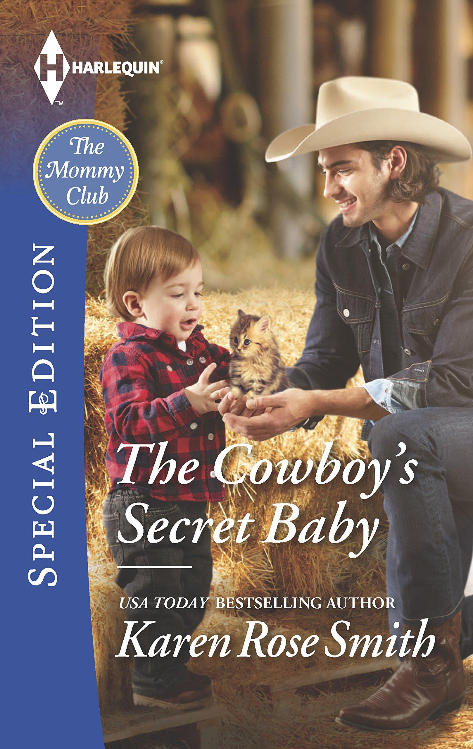 Download The Cowboy's Secret Baby (The Mommy Club) PDF ePub book