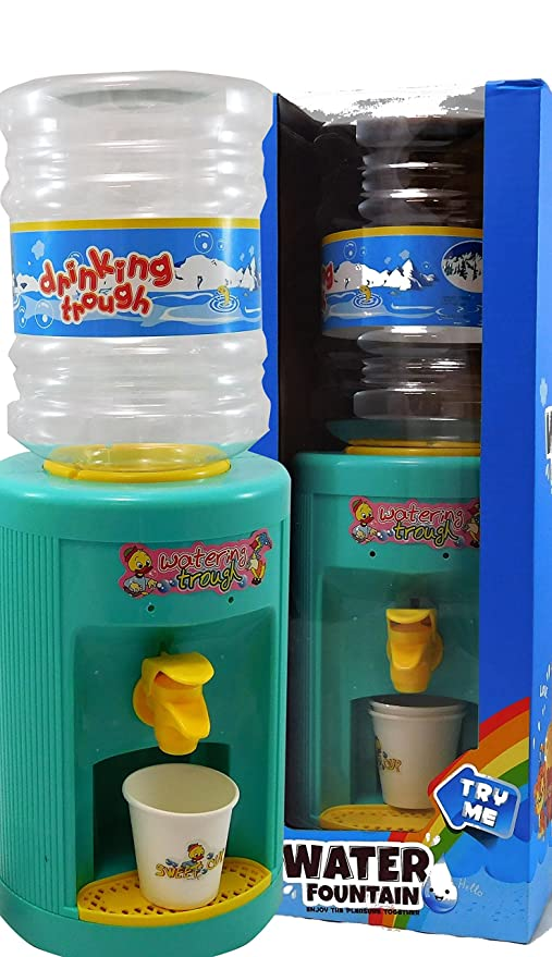 Allkindathings - Dispensador de Agua (8 Gafas, 2,5 L)