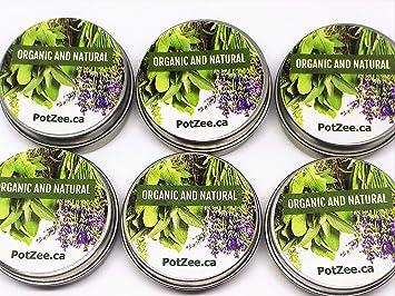Amazon com: Sampler Set of 6 - Organic Herbal Smoking Blend, Herbal