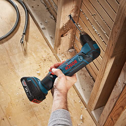 Bosch Bare-Tool ADS181B 18-Volt Lithium-Ion 1 2-Inch Right Angle Drill