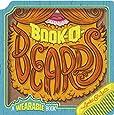 Book-O-Beards: A Wearable Book (Wear-A-Book) (Wearable Books)