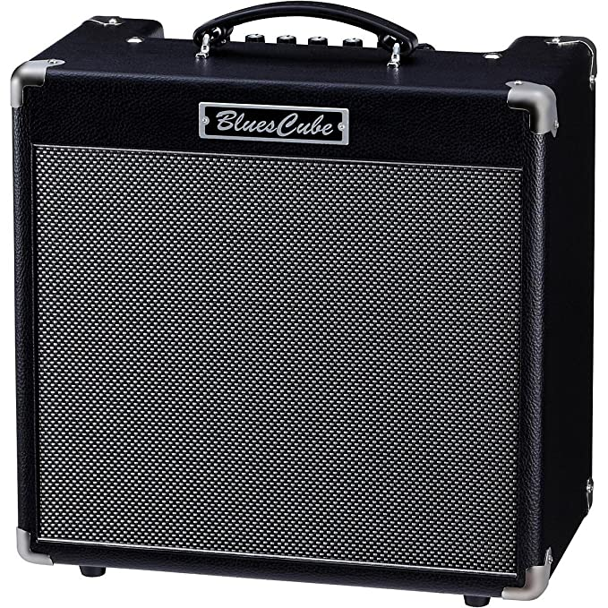 Roland Blues Cube Hot Black Combo para guitarra: Amazon.es: Instrumentos musicales