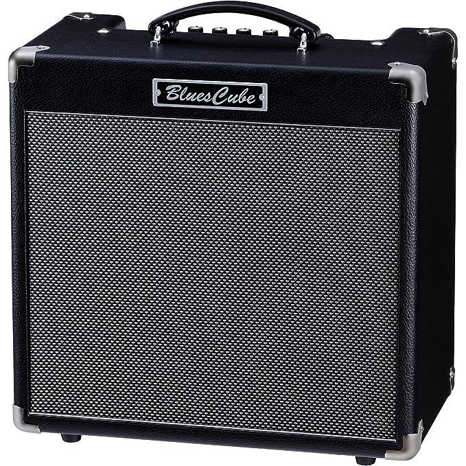 Roland Blues Cube Hot Black Combo para guitarra: Amazon.es: Instrumentos musicales
