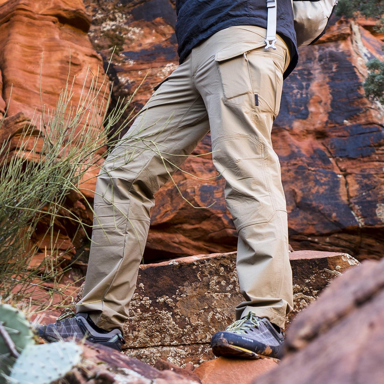 Helikon-Tex Outback Line, OTP Outdoor Tactical Pants Nylon Spandex Adaptive Green Waist 30 Length 32