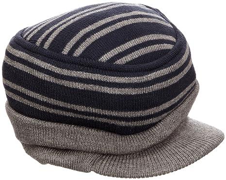 7c8107d281a38b Bench Squawer Boy's Peak Beanie Hat Mid Grey Marl Small/Medium ...