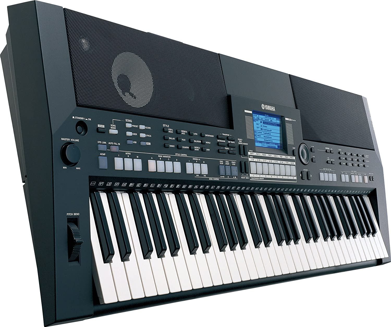 Yamaha PSR de s550b Keyboard Incluye Fuente De Alimentación ...