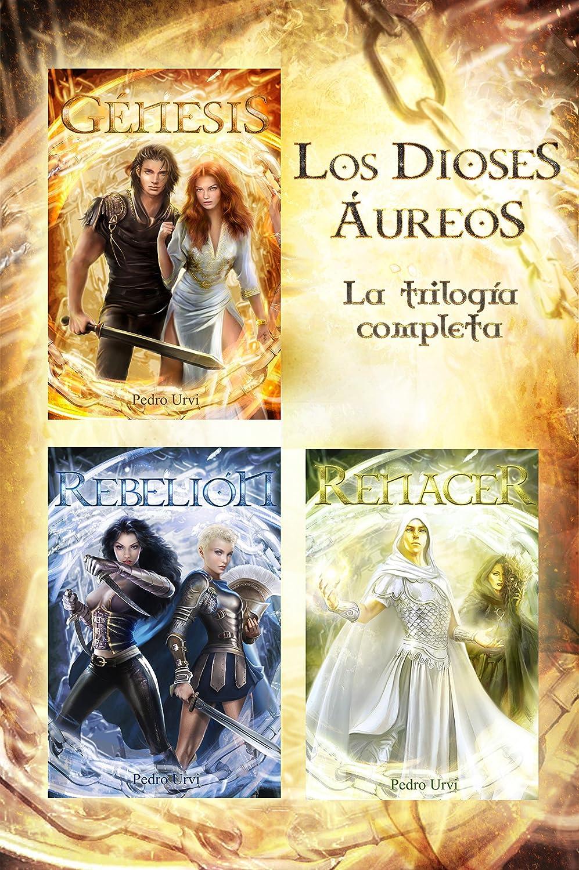 Trilogía los Dioses Áureos: Una Distopía de Acción y Aventura ...