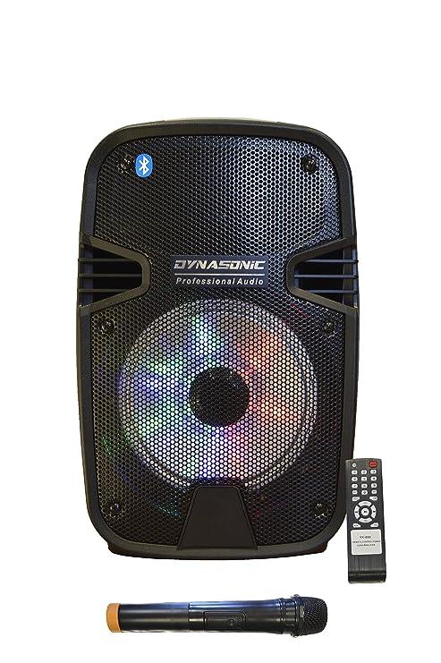 Equipo de Megafonía Altavoz Portátil Bluetooth 100W - (Modelo SL, SL07)