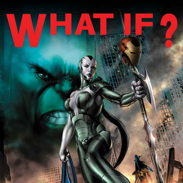 2007 Paul Reed - What If? (2007-2008) (Issues) (10 Book Series)
