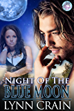 Night of the Blue Moon (Blue Moon Magic Book 4)