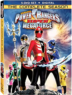 Amazon.com: Sabans Power Rangers [Blu-ray + DVD + Digital ...