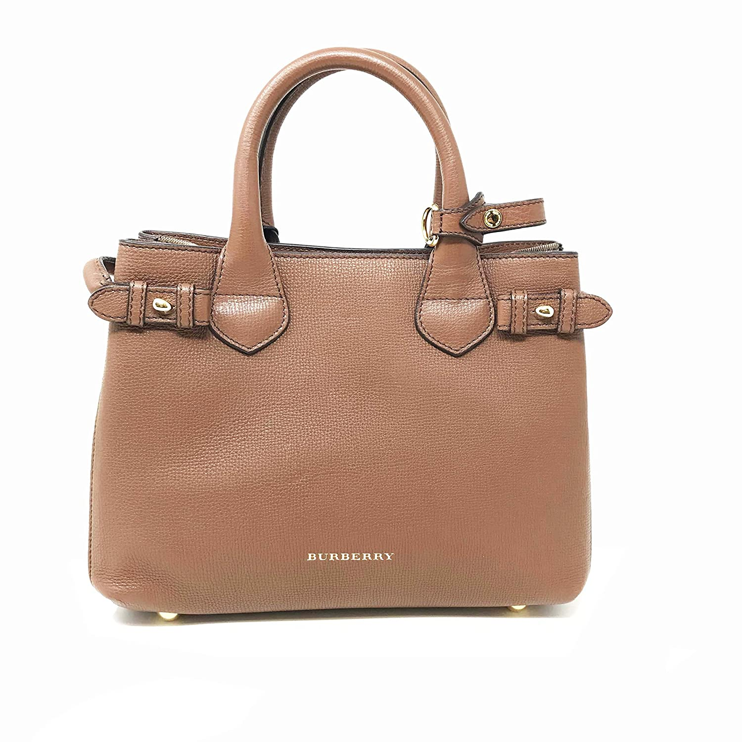c82f506ef08a Burberry Small Banner House Check Derby Tote - Tan  Amazon.ca  Watches