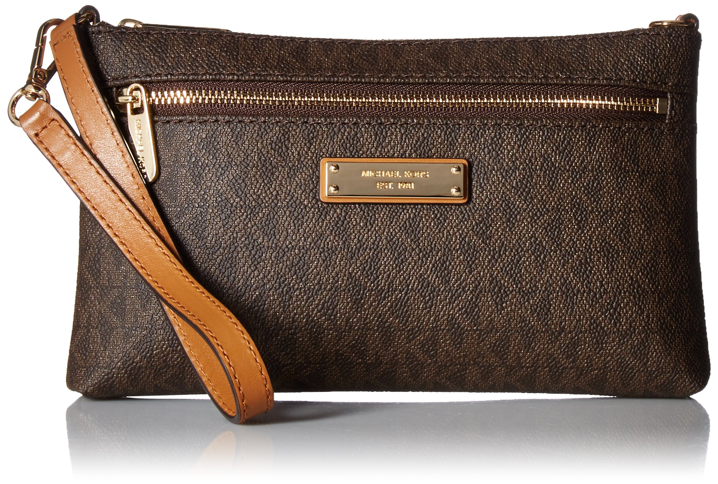 MICHAEL Michael Kors Signature Jet Set Large Wristlet by Michael Michael Kors