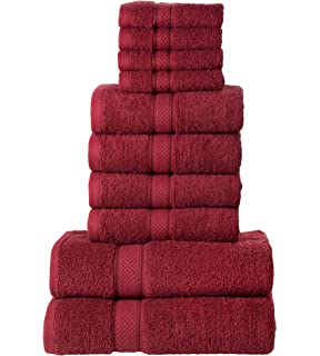 Towels all sizes 100/% Egyptian Cotton Satin Stripe  500GSM Top Quality