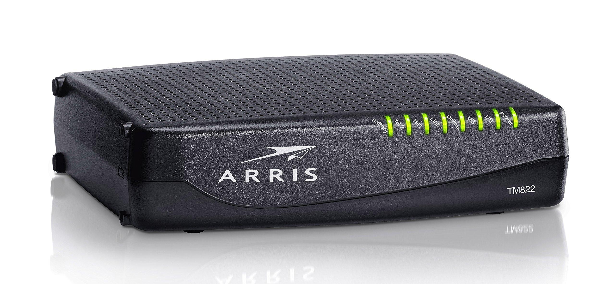 Openbox Arris Touchstone Tm822g Internet Voice Modem For