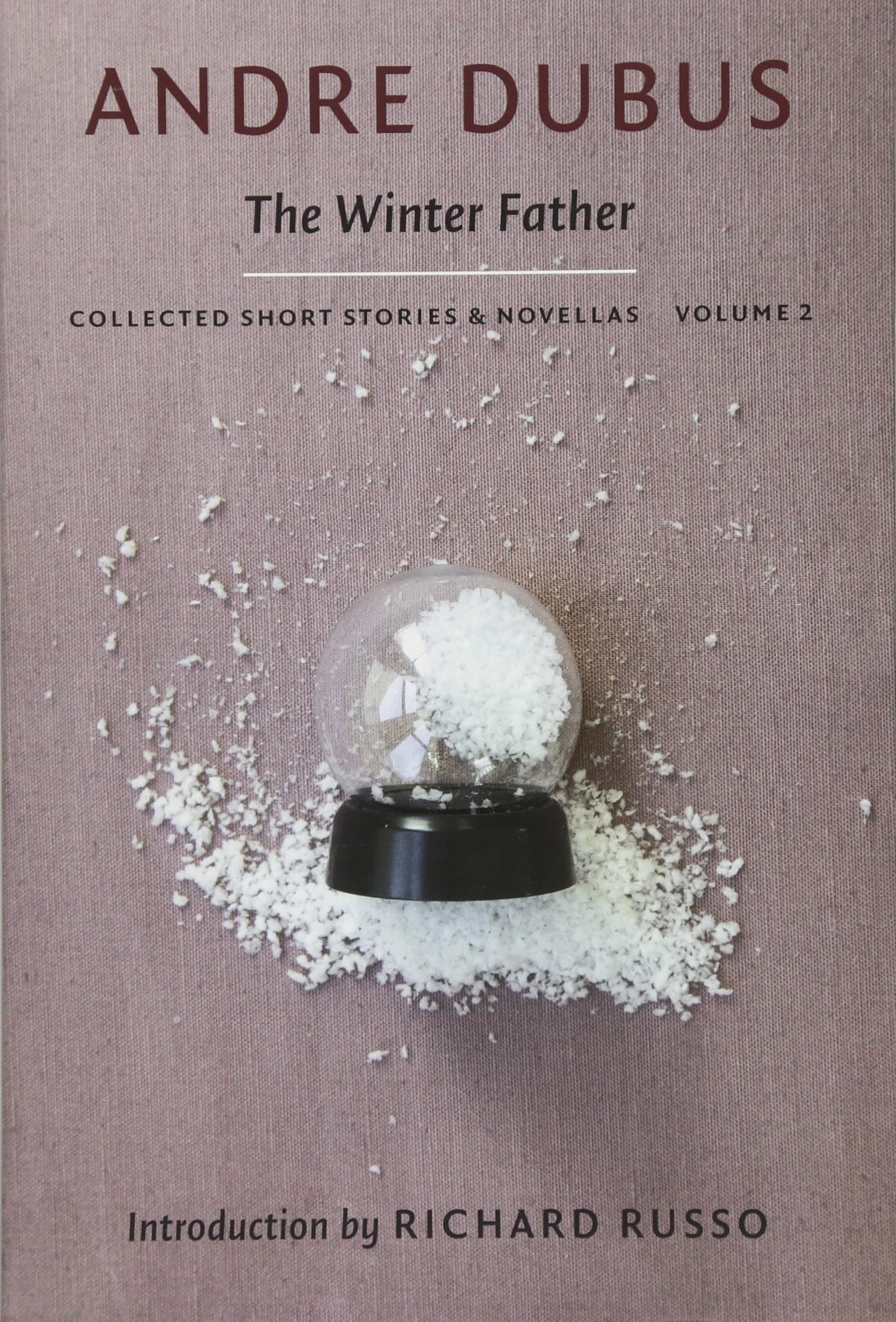 Download The Winter Father: Collected Short Stories and Novellas, Volume 2 (Collected Short Stories and Novellas of Andre Dubus) (Collected Short Stories & Novellas) ebook