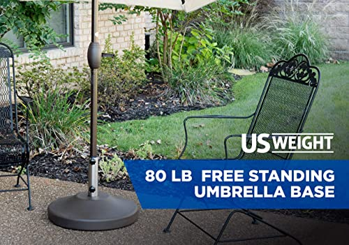 US Weight Free Standing Umbrella Base