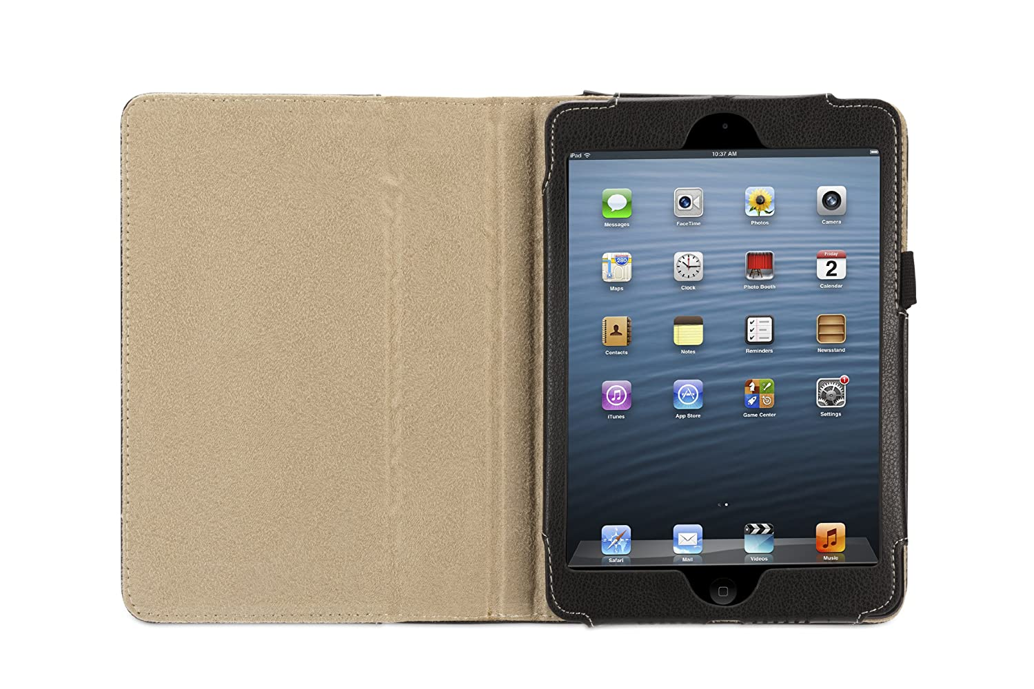 Griffin Carrying Case (Folio) for iPad mini - Black