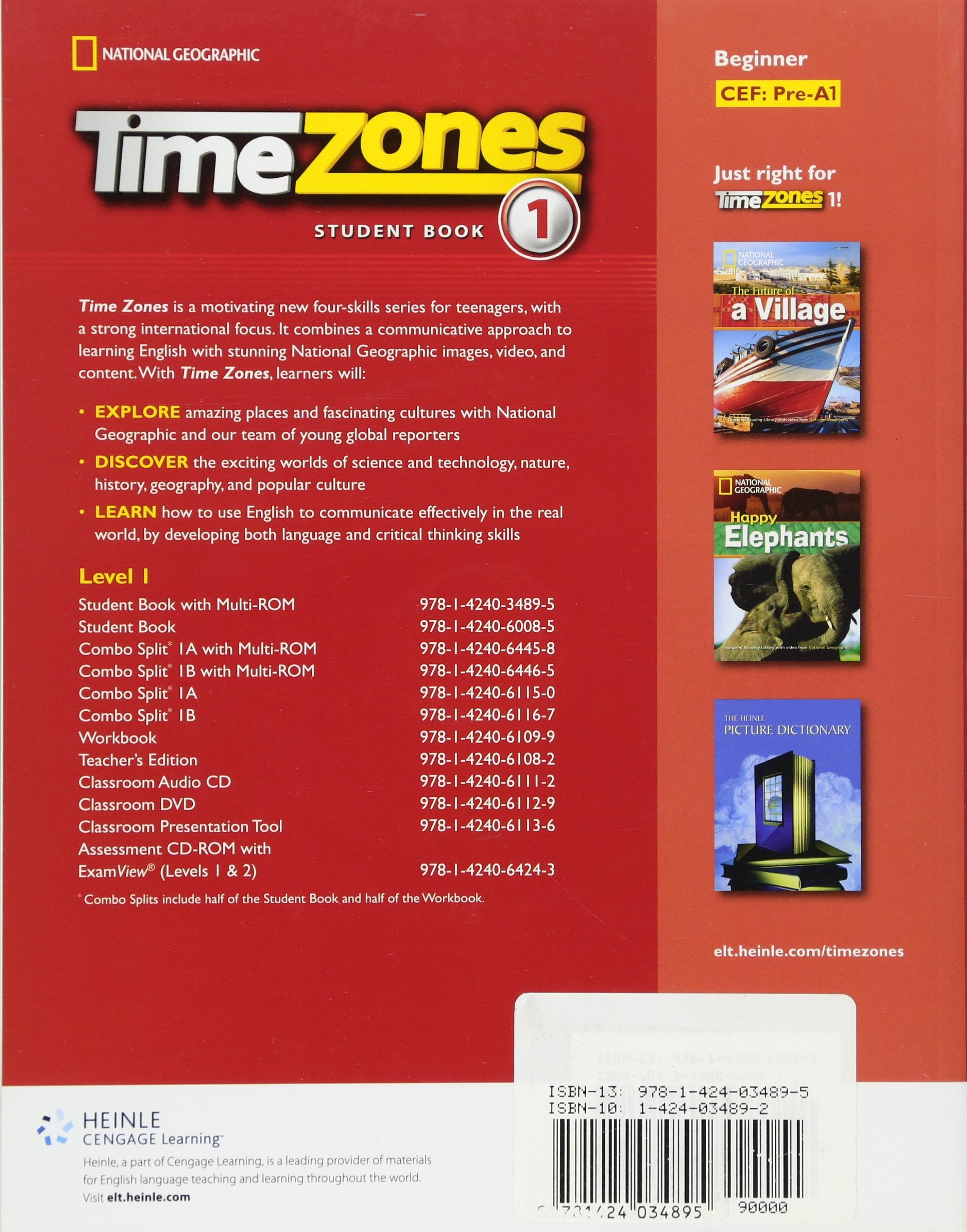 Time Zones 2 Student Book
