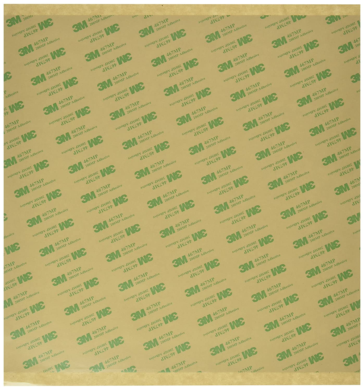 3M 467MP High Performance Adhesive Transfer Tape 1 roll 5 x 20 Yard