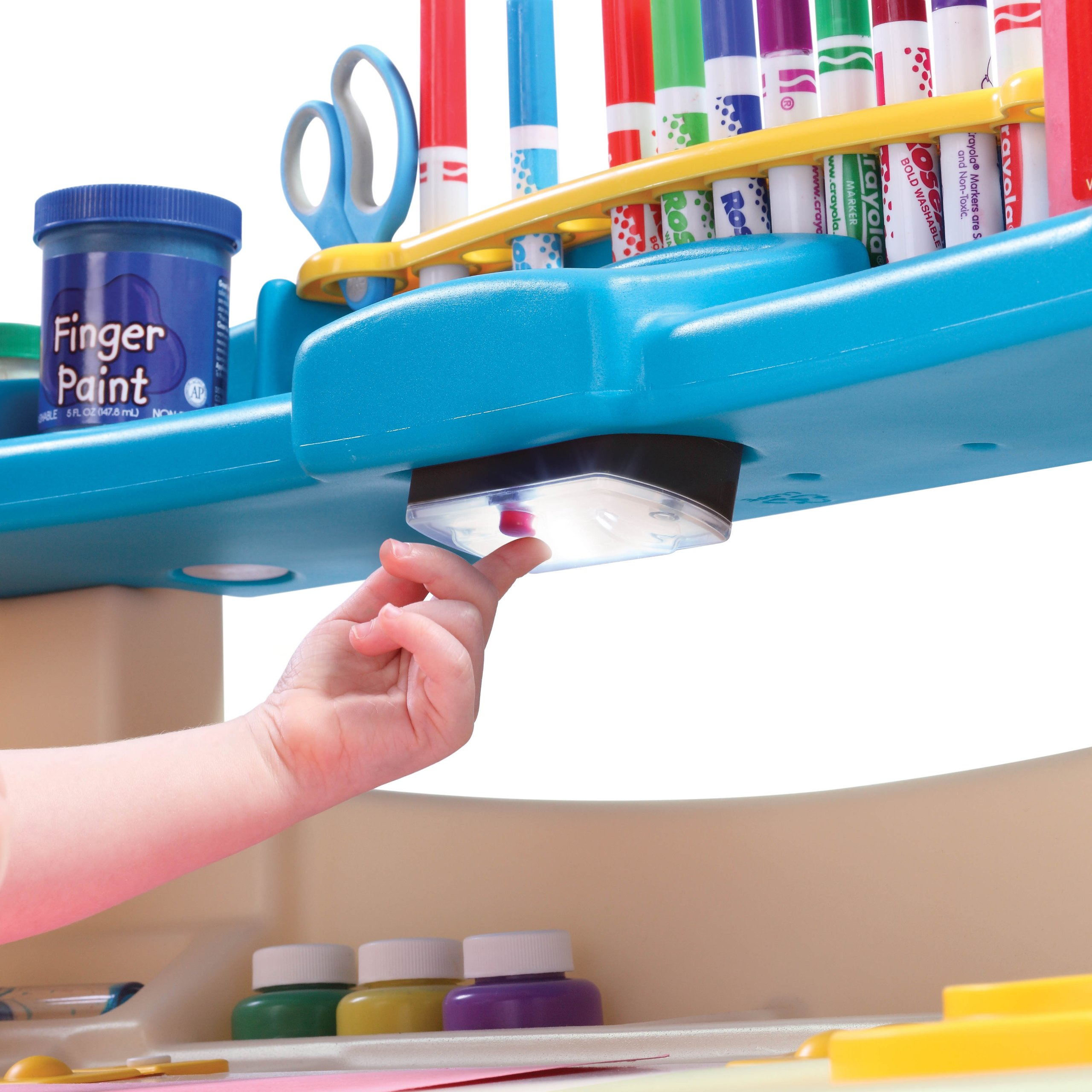 Step2 Deluxe Art Master Kids Desk by Step2 (Image #3)