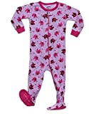 Leveret Elephant Footed Pajama Sleeper 100% Cotton