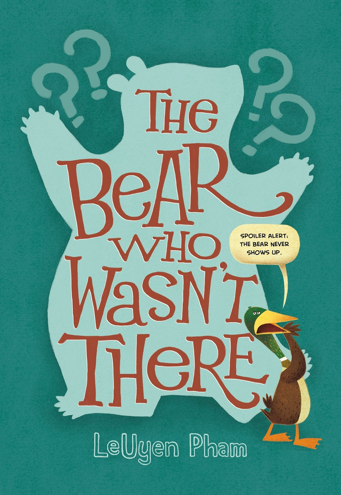 Download The Bear Who Wasn't There PDF