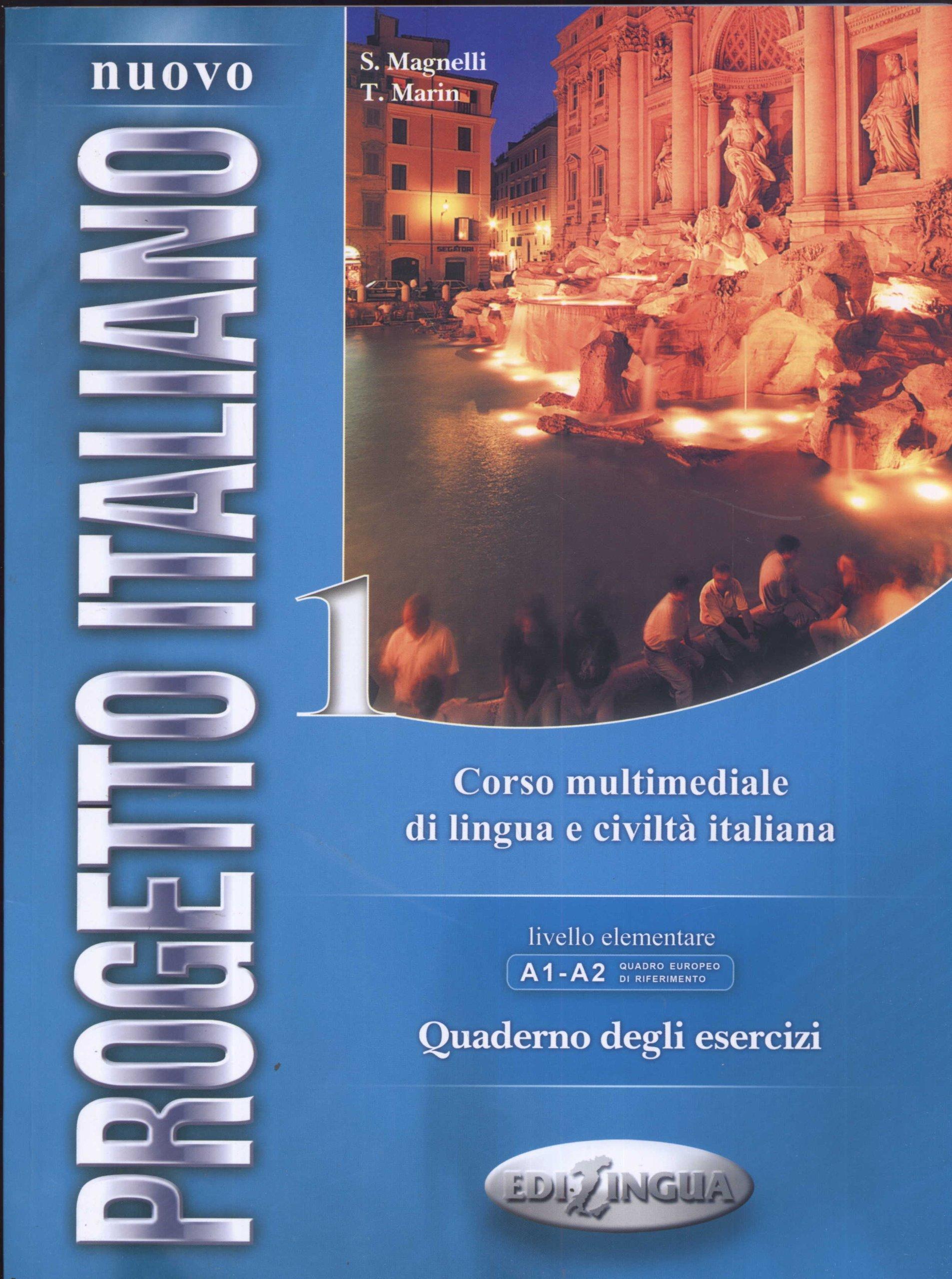 Nuovo Progetto Italiano 1 Esercizi Pdf