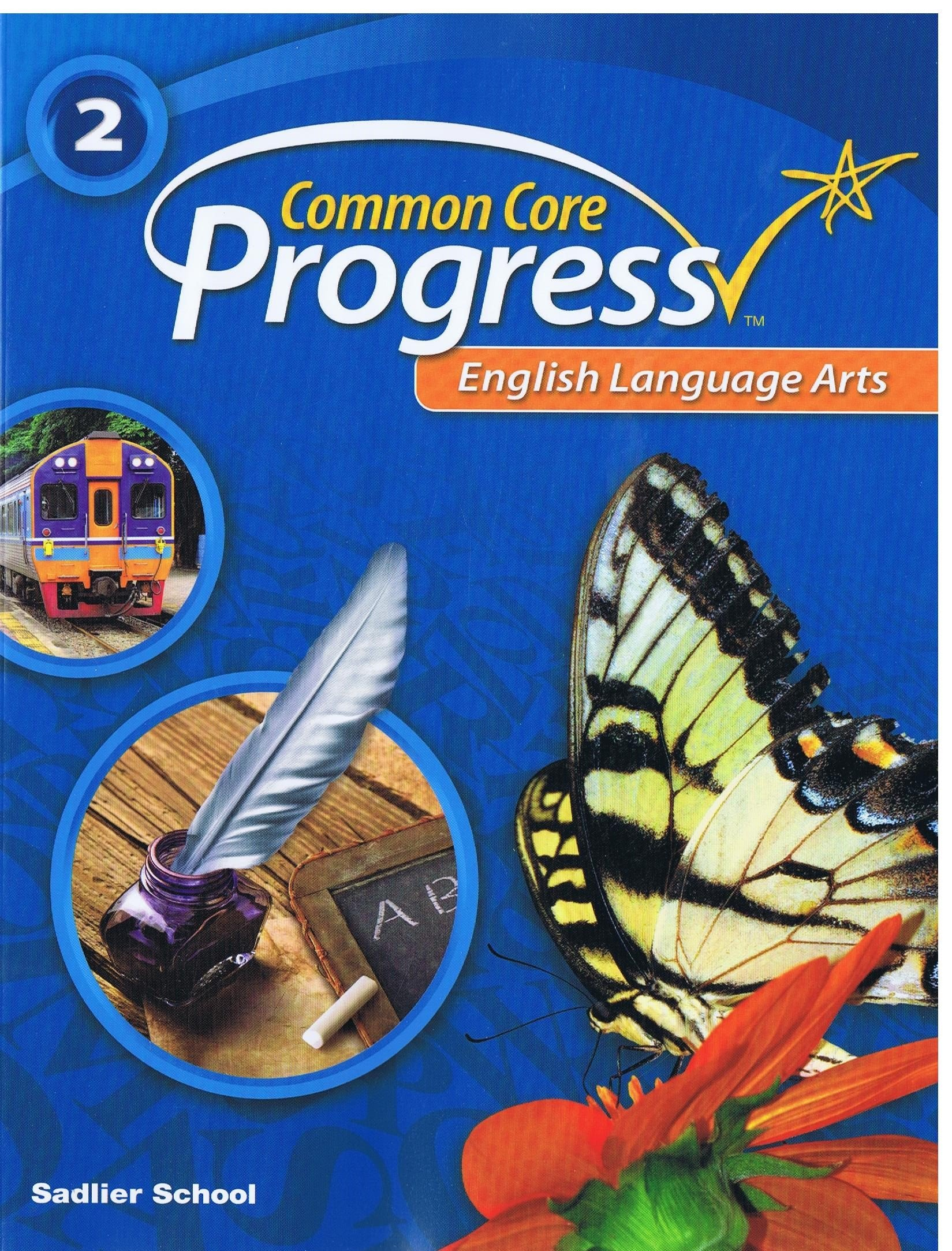 English Language Arts, Common Core Progress, Level 2 PDF